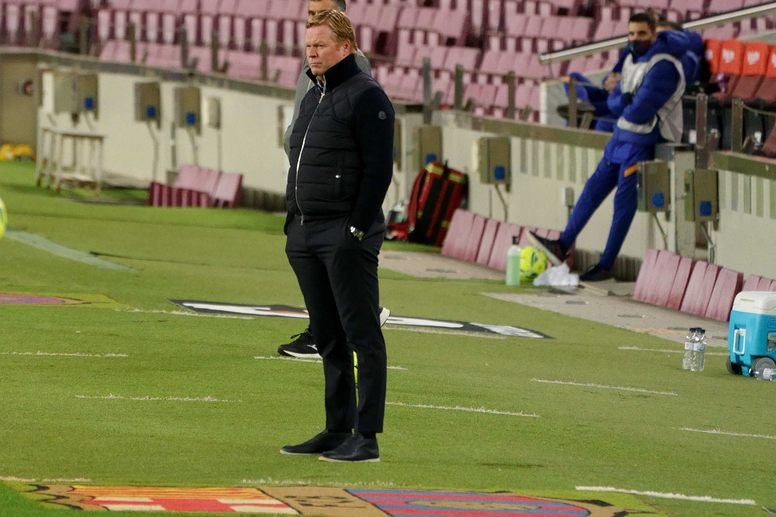 Ronald Koeman, după Barcelona - Dinamo Kiev 1-0
