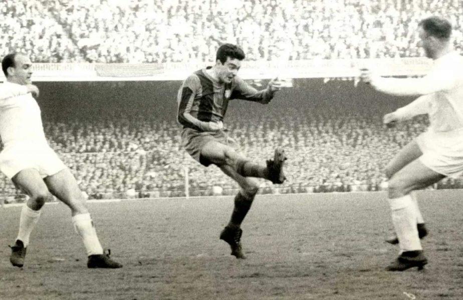 S-a dus o parte din sigla Barcelonei! A murit Marti Verges, președintele onorific. Coleg cu Luis Suarez ori Kubala