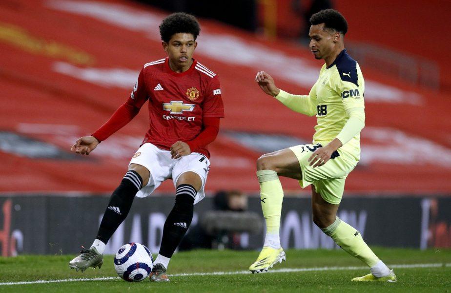 Pentru că s-a antrenat cu Barcelona, City l-a aruncat pe stradă. A debutat pentru United și e mare speranță!