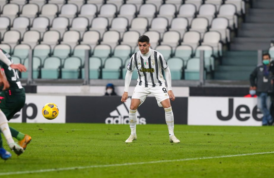 Morata a leșinat după meciul cu Porto. Suferă de citomegalovirus, cu care rămâne infectat pe viață!!!