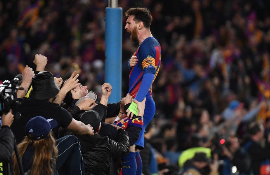 Doar patru barcelonezi pot participa la remontada: Ter Stegen, Umtiti, Busquets și Messi au fost la acel 6-1 istoric