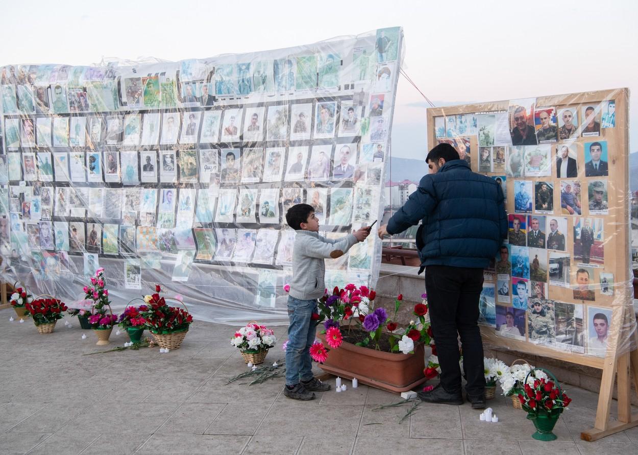 Conflictul din Nagorno-Karabah - vechi de peste 30 de ani - a făcut