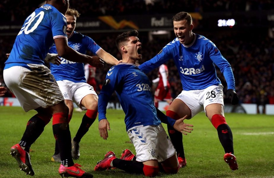 Rangers joacă murdar, în transferul lui Ianis Hagi