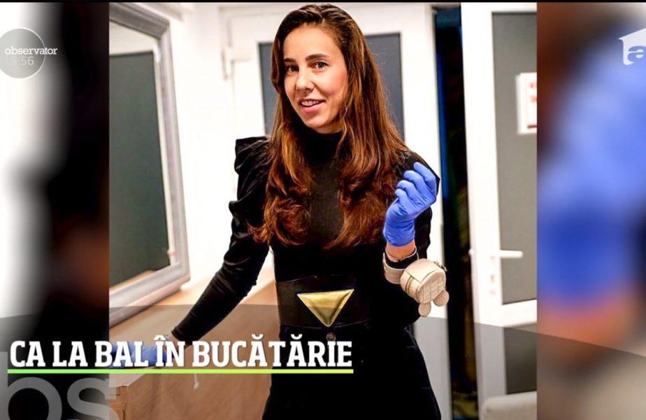 Mihaela Buzărnescu își cumpara haine din sufragerie. Cum trece mai ușor peste lipsa meciurilor