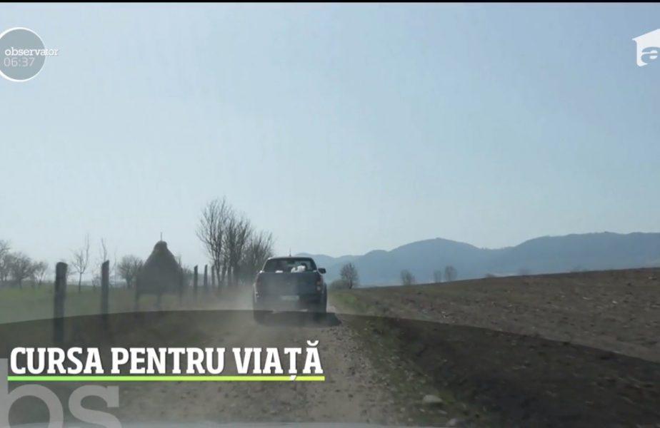 Piloții de raliuri din Cluj au plecat în cursa vieții. La propriu!