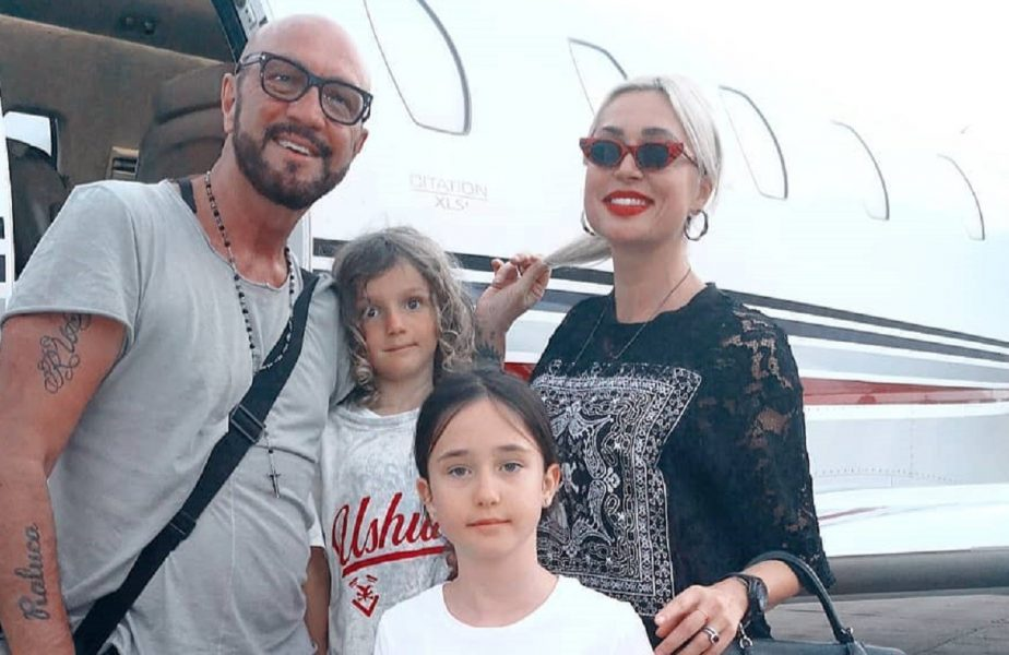 Cea mai dulce surpriză! Raluca Zenga și Walter Zenga s-au revăzut la Dubai