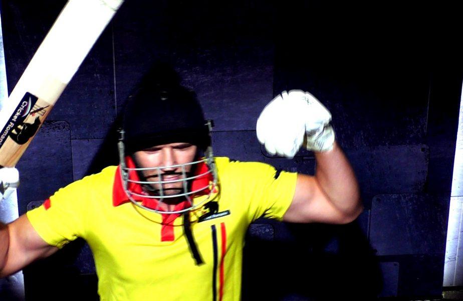 Capitanul nationalei de cricket a dat cu bata in balta la Chefi la cutite!