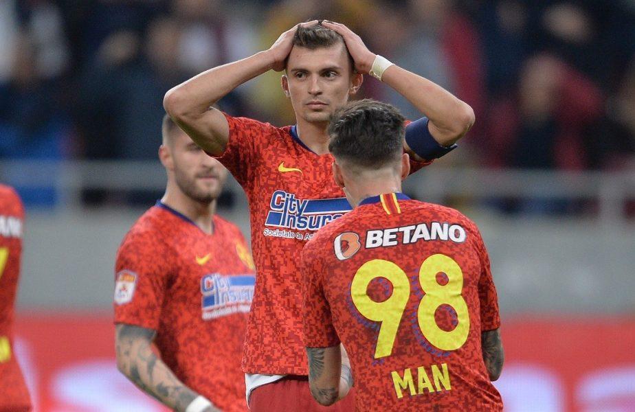 """Florin Tănase ar putea reuşi ceea ce nu a fost capabil """"Mbappe"""" Coman. Căpitanul lui FCSB este aproape de un transfer în Statele Unite!"""