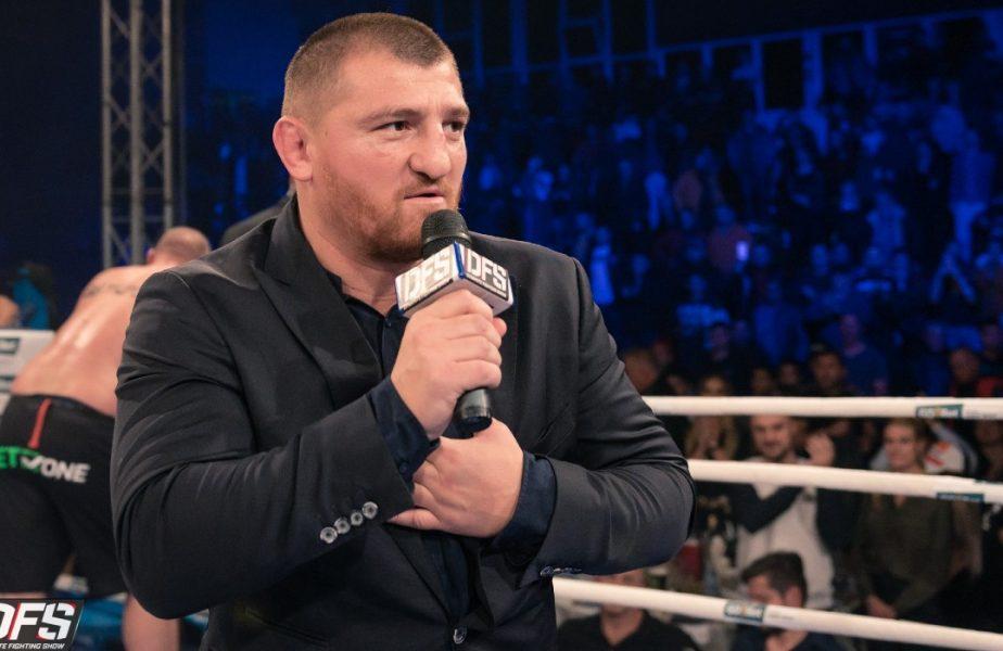 """Moroșanu: """"Voi urca pentru ultima dată în ring, la Londra! Meciul va fi o revanșă"""""""