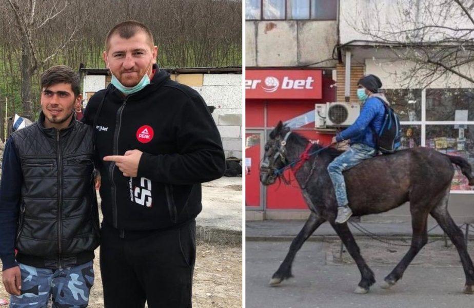 Gestul uriaș făcut de Moroșanu pentru tânărul care a plecat pe cal la maternitate, unde îi năștea soția!
