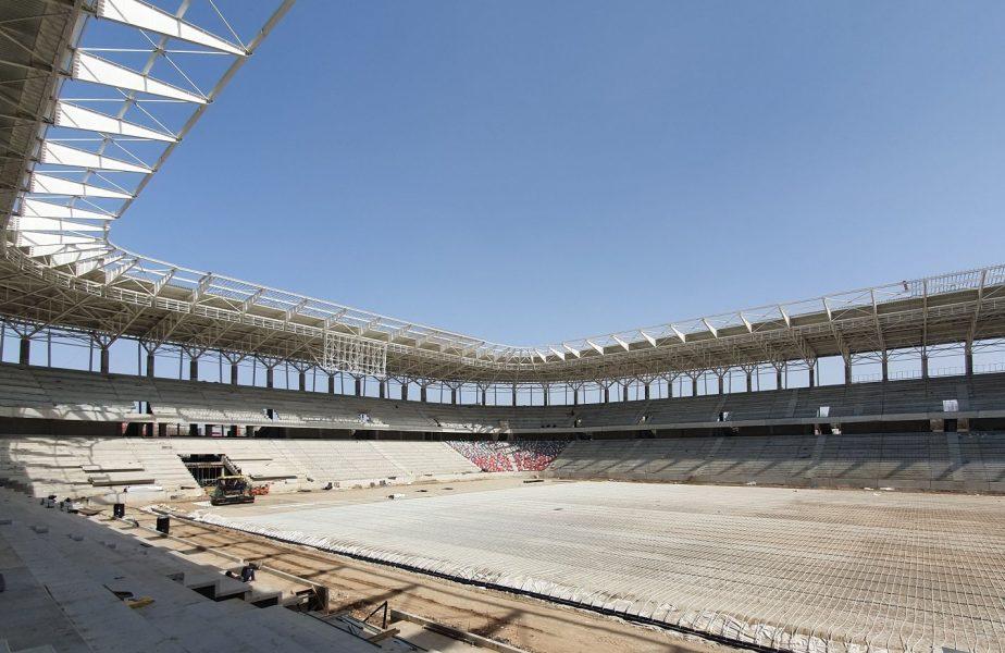 Fanii stelişti nu îl vor pe Gigi Becali pe noua arenă