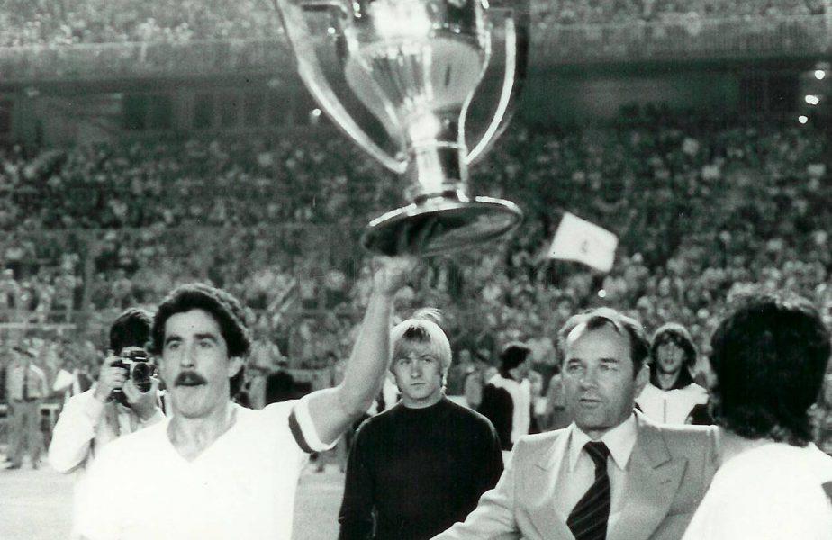 A murit Goyo Benito, un fundaş legendar de la Real Madrid. Are 11 trofee în palmares