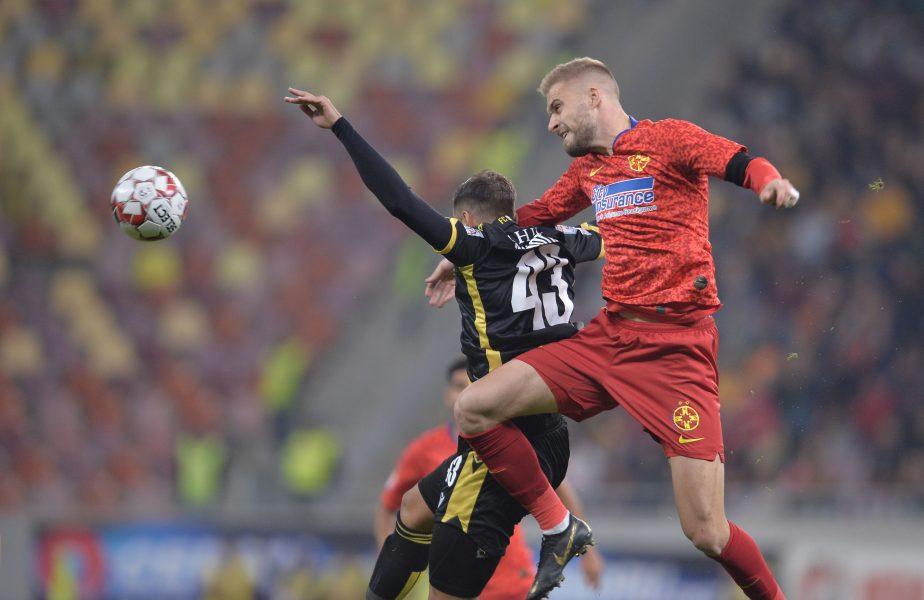 Bogdan Planic, al șaselea jucător de la FCSB trimis în șomaj tehnic de Gigi Becali