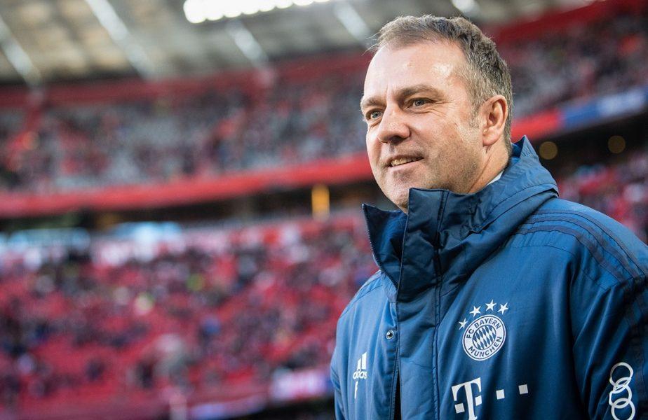 Este oficial. Hansi Flick continuă pe banca lui Bayern până în 2023