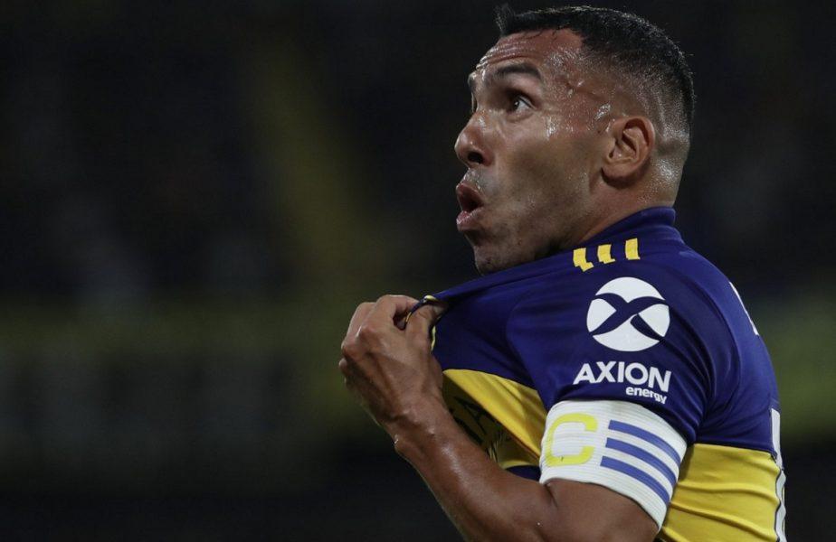 """Carlos Tevez și-a înfuriat coechipierii. """"Un fotbalist poate trăi chiar și un an fără să-și primească salariul"""""""