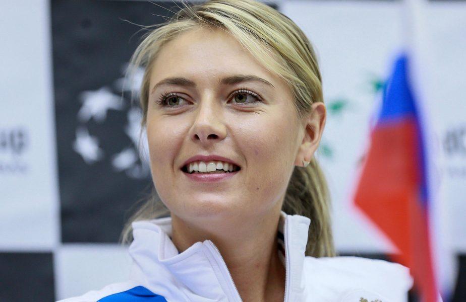 """Maria Sharapova şi-a făcut public numărul de telefon pentru a vorbi cu fanii! """"Scrieți-mi! Este real"""""""