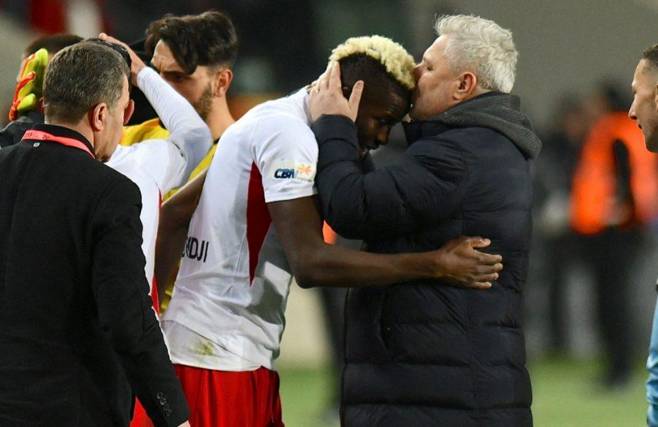 """Marius Șumudică, susținut de jucătorii lui Gaziantep. """"A plecat în România, dar a făcut un gest extrem de uman!"""""""