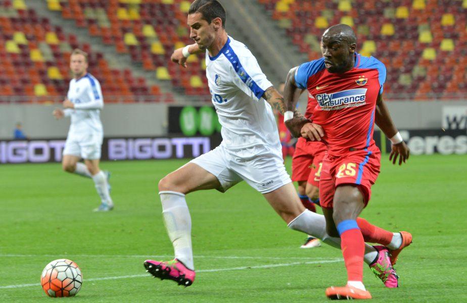 Tade a jucat la CFR Cluj, FCSB sau DInamo în România