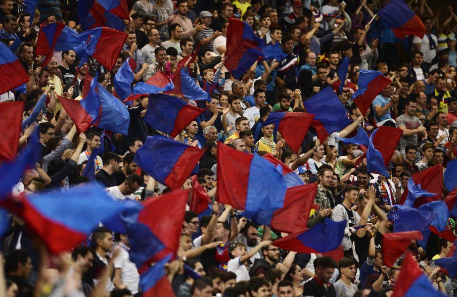 """Fanii CSA Steaua, mesaj ironic pentru Duckadam: """"Sponsorii nu sunt suporteri de rezultat"""""""