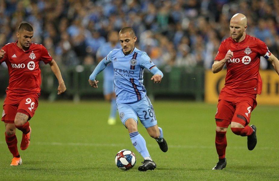 Alexandru Mitriță a prins un top uriaș din MLS. Capitolul la care excelează românul