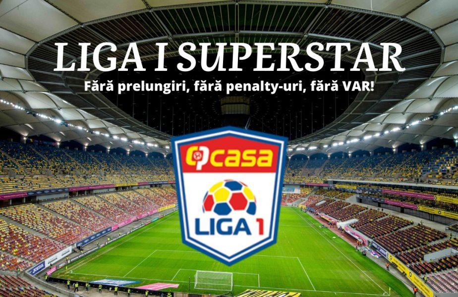 LIGA I SUPERSTAR | Ciprian Deac câștigă concursul după ce a trecut de Nistor, Coman, Alibec și Cicâldău