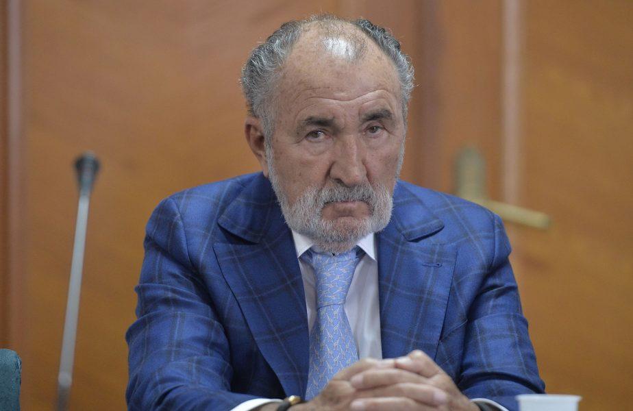 """Ion Țiriac, donație pentru achiziționarea unui aparat de testare pentru COVID-19. """"Țara noastră e pusă la grea încercare"""""""