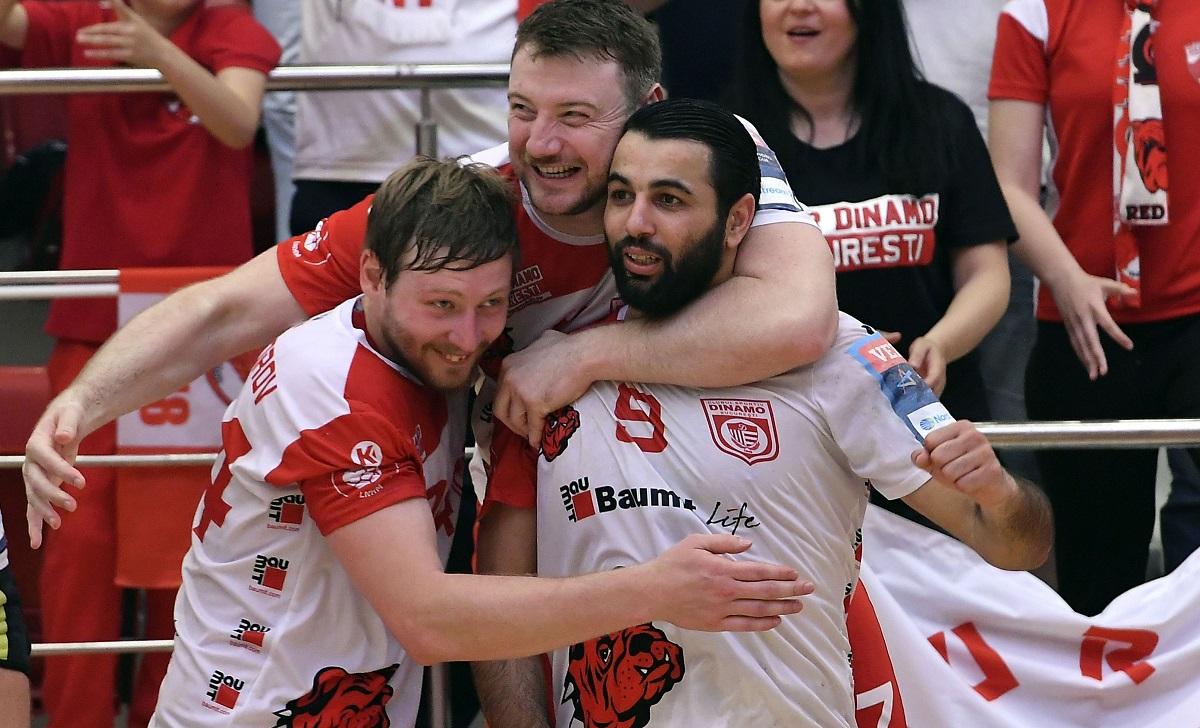 Dan Savenco, Vitaly Komogorov, Amine Bannour