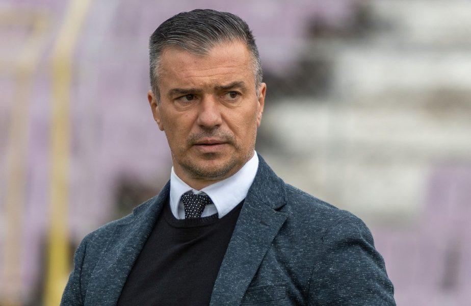 Pancu, certat de mama lui că și-a lăsat barbă! Motivul pentru care și-a lăsat-o să crească, după ce a fost demis de Rapid, la știrile AntenaSport, de la 19.55