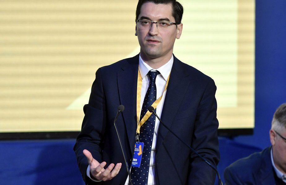 """Răzvan Burleanu, anunț despre reluarea Ligii 1: """"Lucrăm pe mai multe scenarii"""""""
