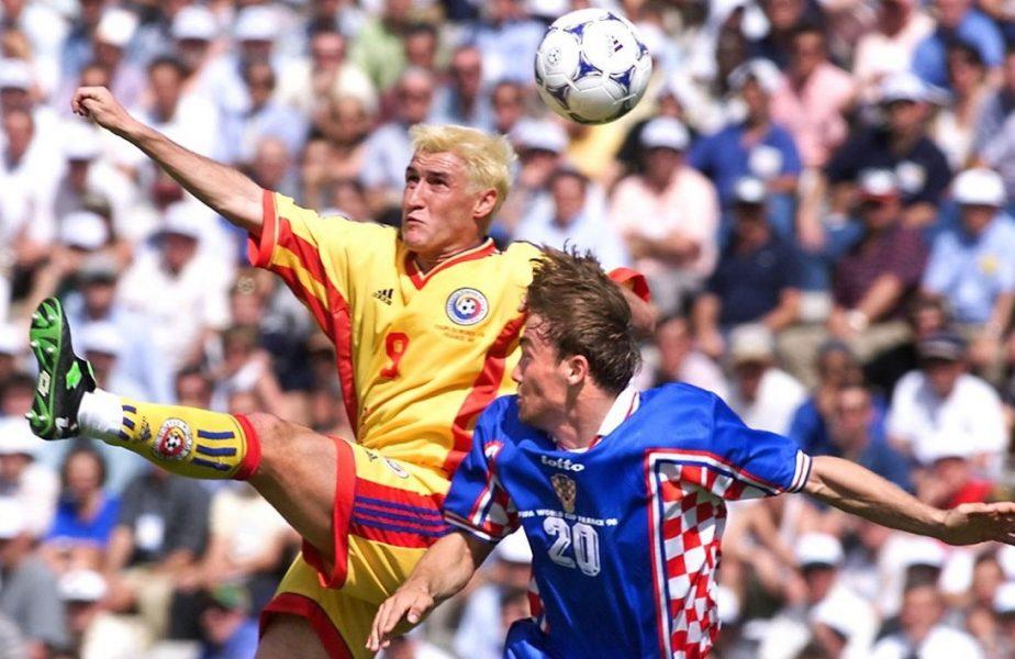 """Croații încă pun sare pe rană după victoria de la Mondialul din 1998. """"Am devenit blonzi purtând scalpul românilor"""""""
