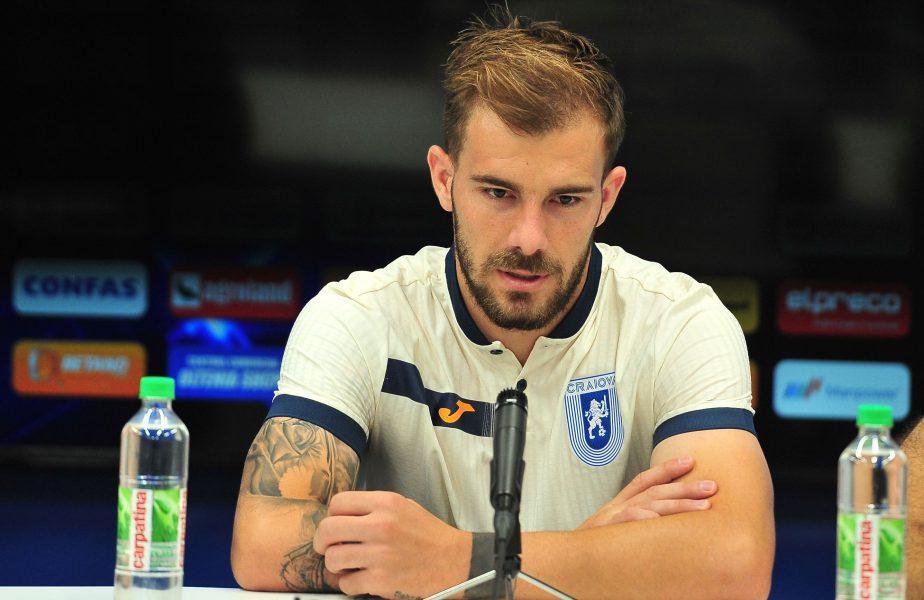 """Bălașa, despre situația de la Craiova: """"Clubul ne-a propus două variante"""". Ce spune despre perioada de la FCSB"""