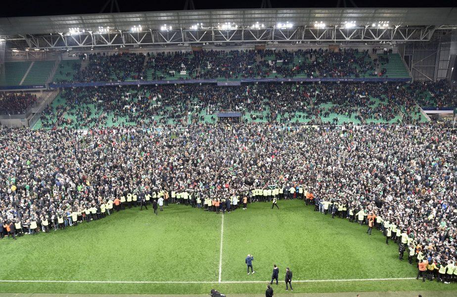 Saint-Etienne a vândut 70.000 de bilete, în 8 zile, pentru un meci contra coronavirusului