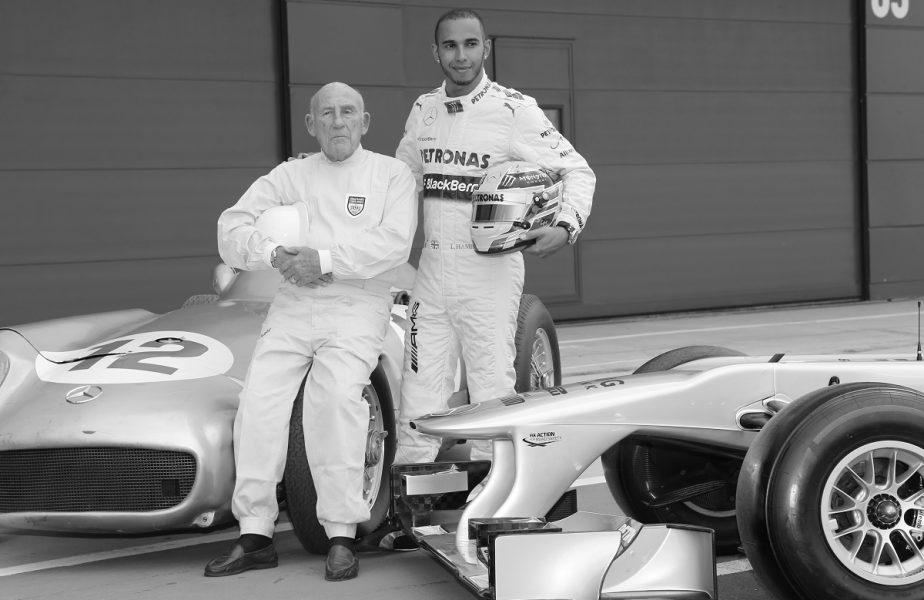 Formula 1, în doliu: Sir Stirling Moss s-a stins din viață la 90 de ani