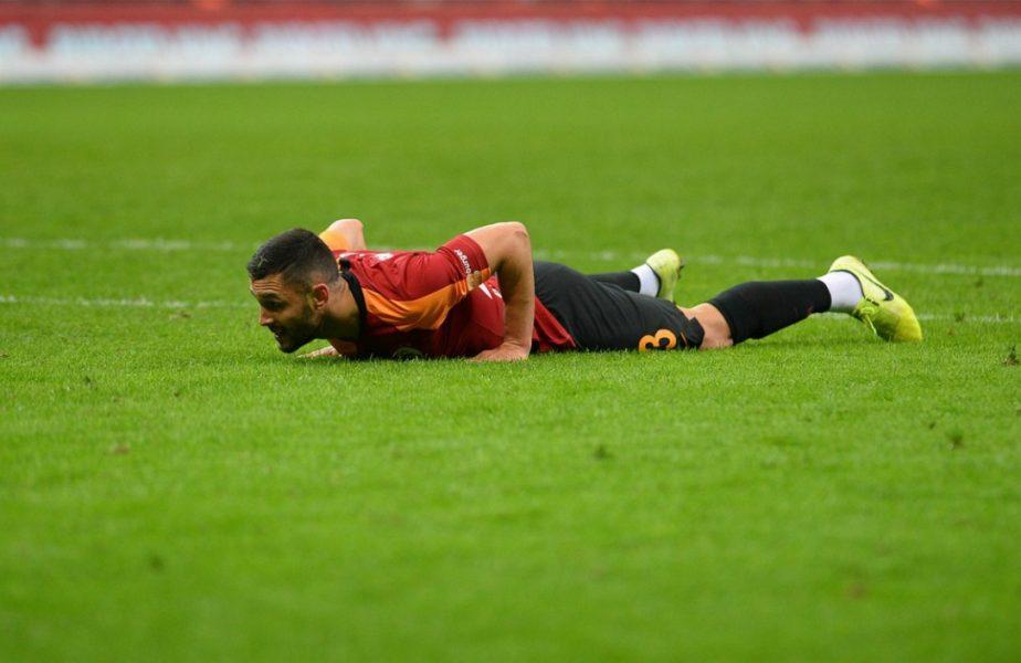 Galatasaray renunță la Florin Andone pentru a-i face loc lui Balotelli. Anunțul surprinzător făcut de turci