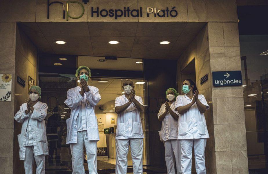 Barcelona a sărit în ajutorul medicilor din Catalonia. Donație importantă a liderului din La Liga