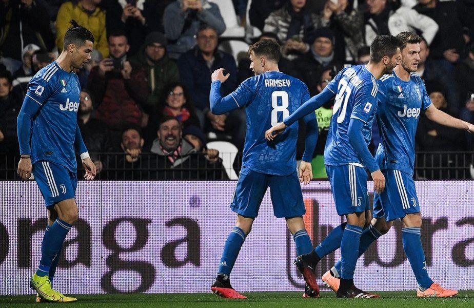 """Jucătorii lui Juventus nu se tem doar de coronavirus. """"Nu pot să rezist tentației de a mânca biscuiți"""""""