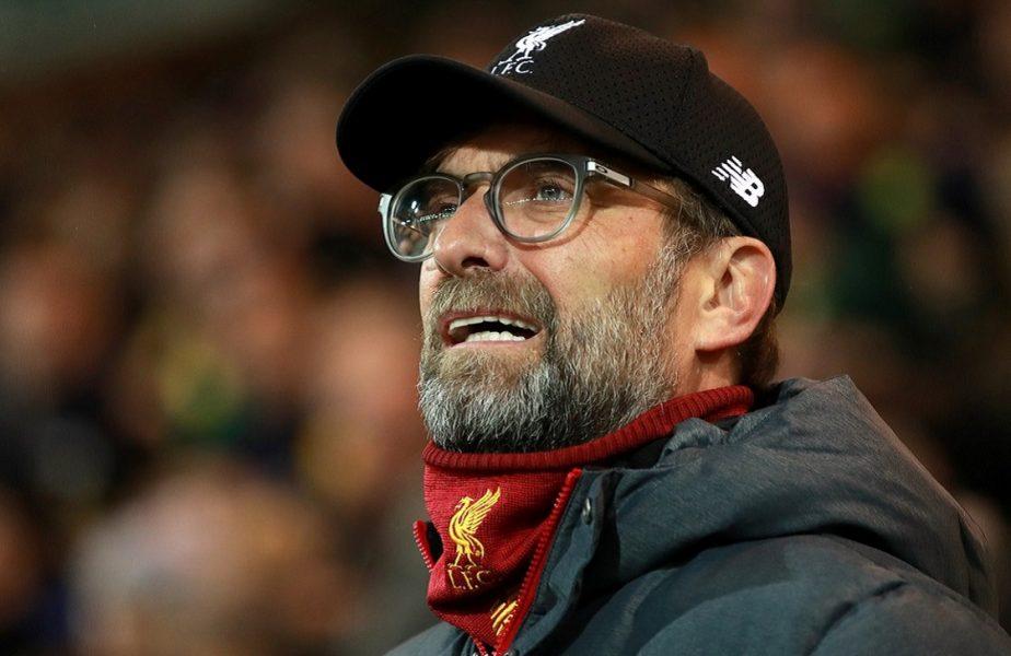 """Reacția lui Jurgen Klopp după ce a aflat că o legendă a lui Liverpool are coronavirus. """"A fost un șoc!"""""""