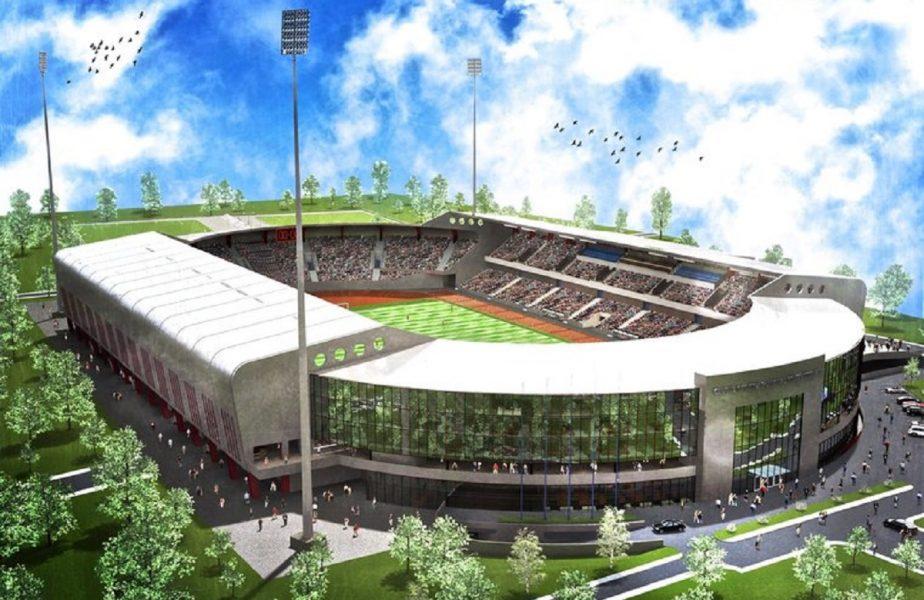 Încă un stadion de cinci stele în România. Unde se face și când va fi gata