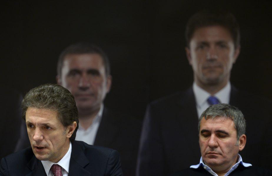 """Gică Popescu îl vizitează pe Hagi în timpul pandemiei: """"Ne vedem la mine acasă în fiecare seară"""""""