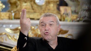 Gigi Becali, reacţie după FCSB - Sepsi 2-2