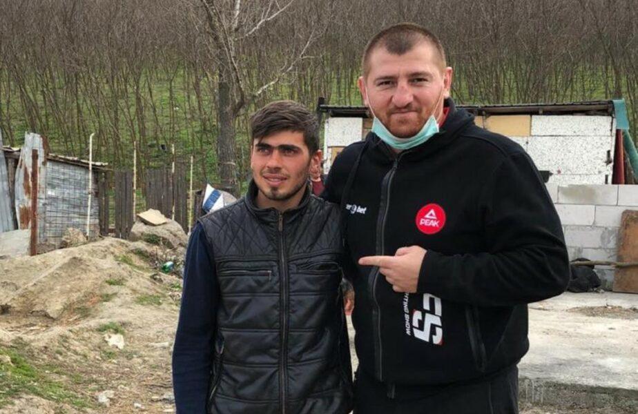 """""""Tăticul călăreț"""" se angajează! Unde l-a ajutat Moroșanu să se angajeze pentru a-și întreține familia"""