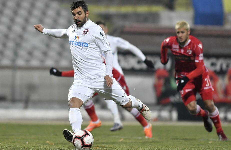 Culio vrea să revină la CFR Cluj și l-a sunat pe Dan Petrescu. Răspunsul antrenorului