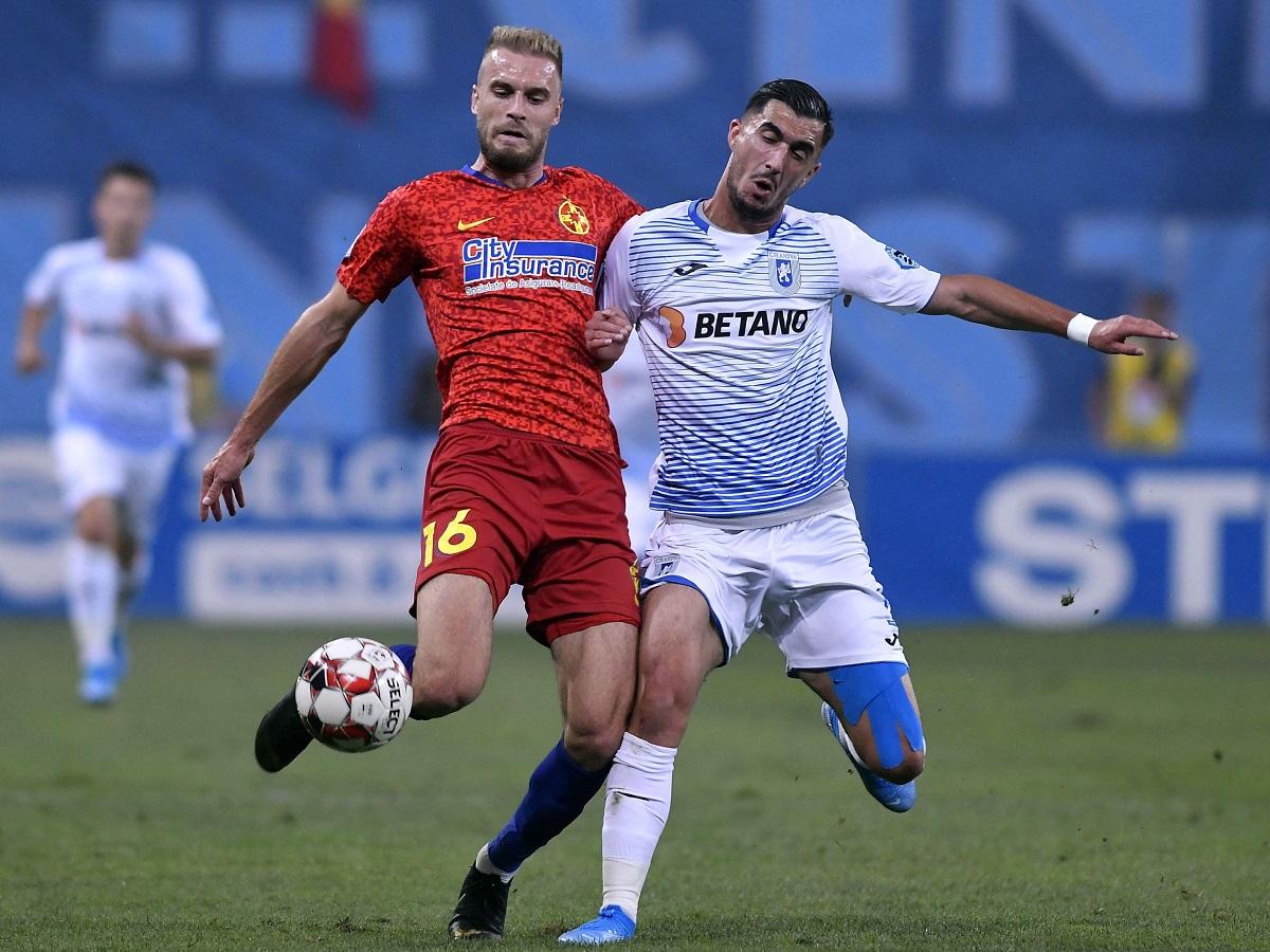 Bogdan Planic, în duel cu Andrei Ivan
