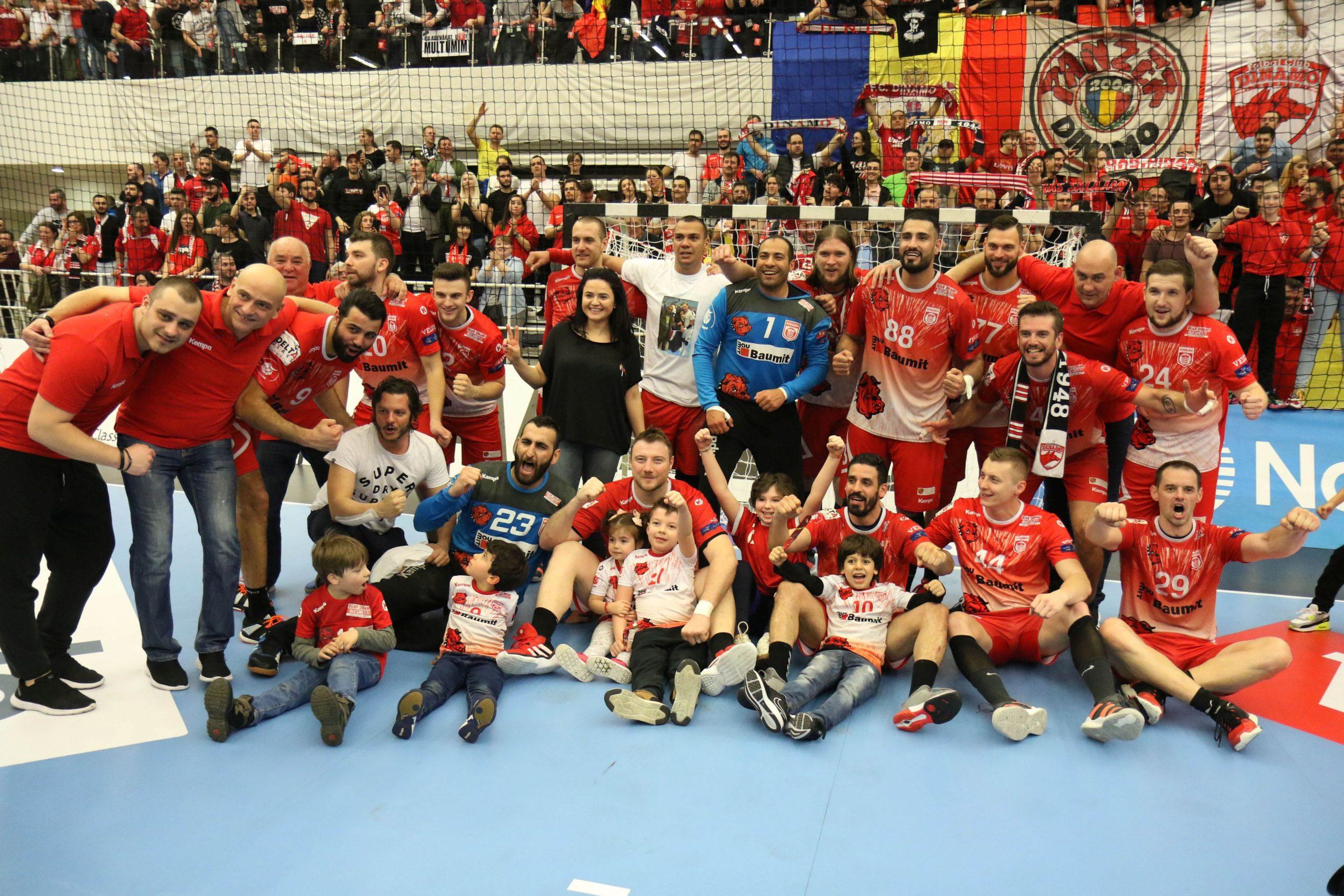 EHF a decis în plină pandemie când se va desfășura turneul Final Four la handbal masculin