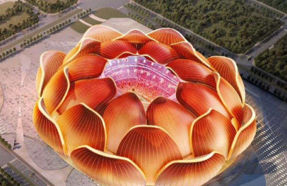 Echipa care va juca acasă pe o arenă uriașă, în formă de lotus. Stadionul va costa peste 1 miliard de dolari