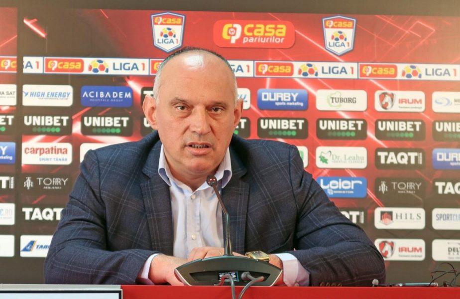 """Florin Prunea: """"Nu cred că rămân la Dinamo. Pe 16 iunie îmi expiră contactul"""""""