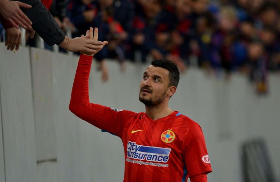 """Becali, reacție de ultimă oră privind transferul lui Budescu la FCSB: """"Nu vreau să știe unii ce planuri avem noi!"""""""