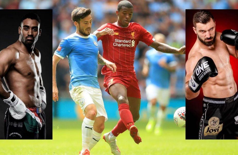 Liverpool si Man City se bat la titlu în România! Benny și Andrei Stoica s-au provocat la un meci de FIFA