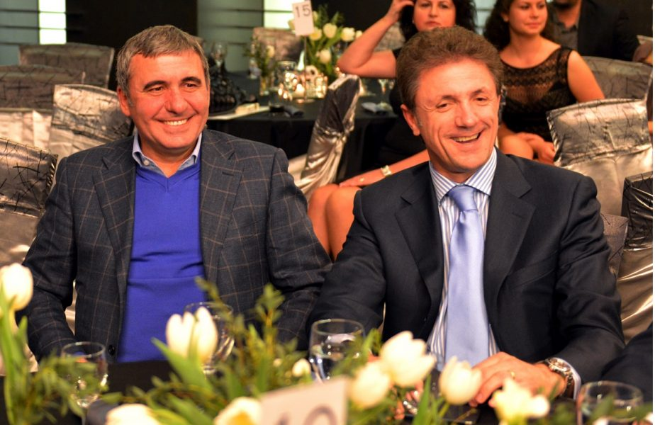 Prieteni buni, Hagi și Popescu sunt mari rivali de Paști!