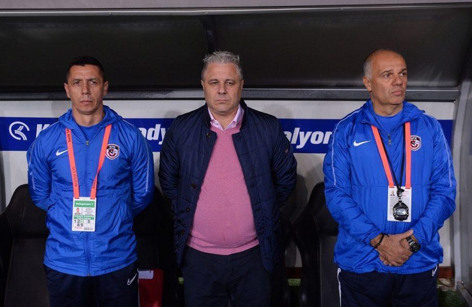 Marius Șumudică și Alexandru Maxim se întorc în Turcia. Și-au închiriat un avion privat
